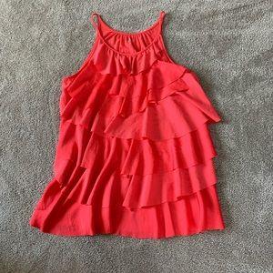 Coral Ann Taylor Loft shirt